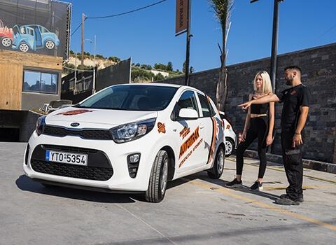 Car care unit in Heraklion