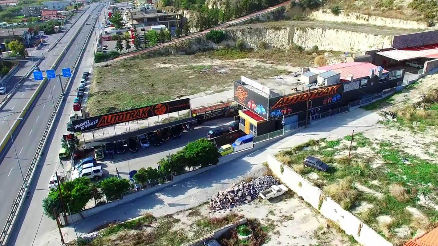 Πρότυπο συνεργείο αυτοκινήτων στο Ηράκλειο